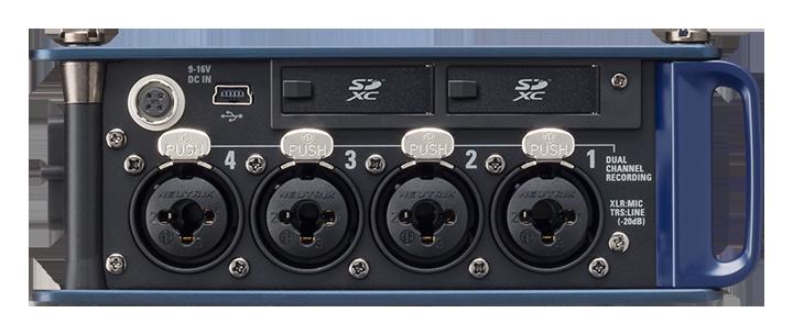 Аудиорекордер Zoom F8