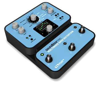 SoundBlox Pro Multiwave Bass Distortion