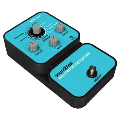 Source Audio SA120 SoundBlox Multiwave Distortion