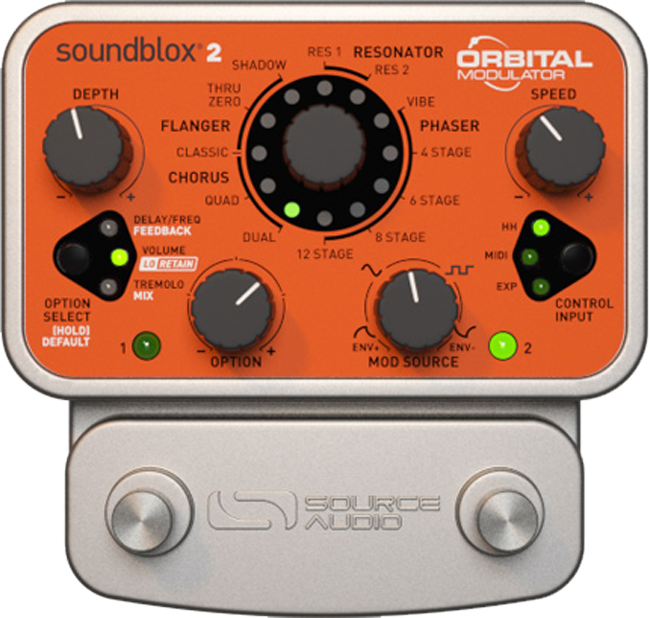 Soundblox 2 Orbital Modulator