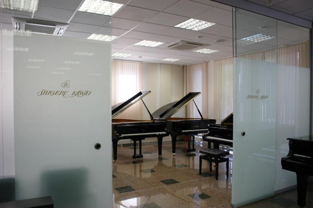 Рояли и пианино KAWAI